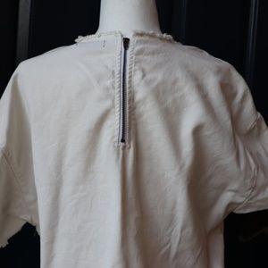 BDG Tops - BDG | woven cotton fringe top